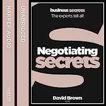 Negotiating: Collins Business Secrets
