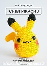 crochet pokemon keychain pattern