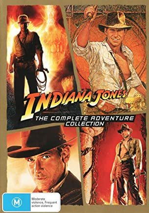Indiana Jones | 4 Movie Franchise Pack