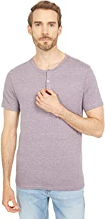 Mens Threads 4 Thought - Baseline Triblend Henley