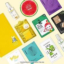 FaceTory - Handpicked Korean Sheet Masks Subscription Box: 7 Lux
