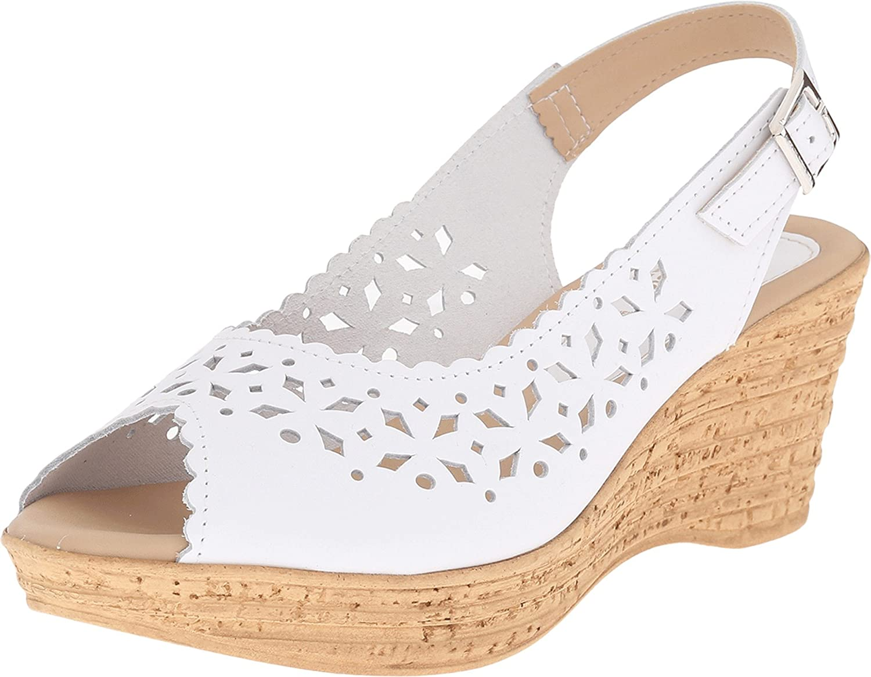 Spring Step Women's online shopping Chaya Wedge Sandal Soldering