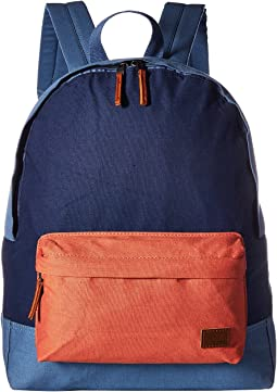 Sugar Baby Canvas Color Block Backpack