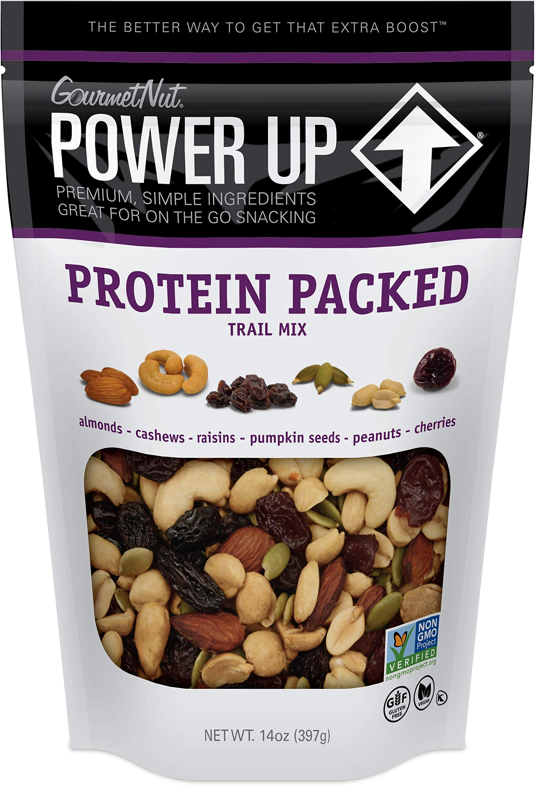 Power Up Protein Artificial Ingredients