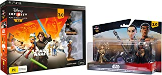 Disney Infinity 3.0 - Star Wars Starter Pack + Force Awakens Playset (Playstation 3)