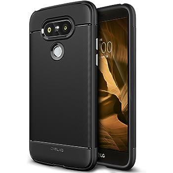 LG G5 Case, OBLIQ [Flex Pro][Black] [Shock Absorption] Thin Slim Fit [Drop Protection] Bumper Soft TPU Scratch Resist Protective Case (for LG G5)
