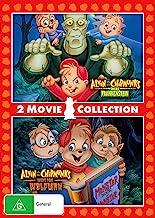 Alvin And The Chipmunks Meet Frankenstein/Meet The Wolfman (DVD)