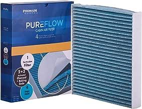Pureflow Cabin Air Filter PC9978X| Fits 2013-18 Lexus GS450h, 2013-19 GS350, 2014-15 IS250, 14-19 IS350, 15-19 RC350, 2015-20 RC F, 16-17 IS200t, RC200t, GS200t, 16-19 IS300, RC300, GS F, 18-19 GS300