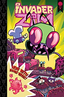 Invader ZIM Vol. 3: Deluxe Edition (3)