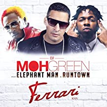 Ferrari (Remix) [feat. Elephant Man, Runtown]