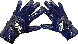 Stinger Navy Blue Color Crush All Navy Blue Batting Gloves for Baseball & Softball