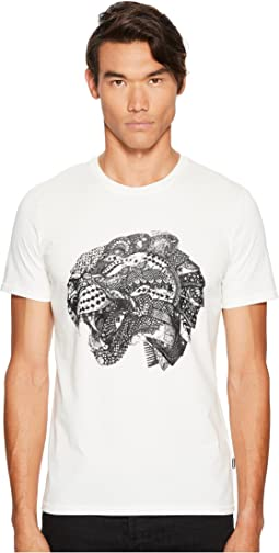 Just Cavalli - Lion Head T-Shirt