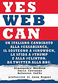 Yes Web Can (Italian Edition)