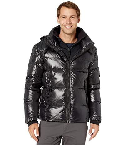 S13 Downhill Puffer Jacket (Jet) Men