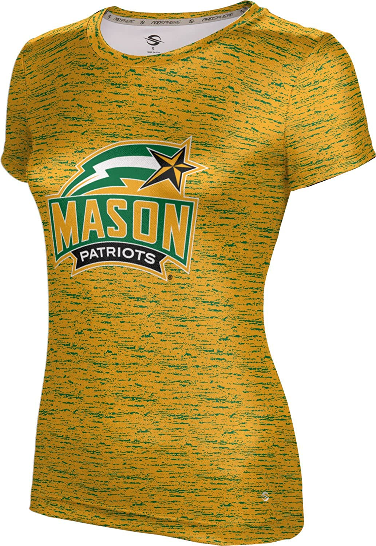 ProSphere George Mason University Girls' Performance T-Shirt (Brushed)