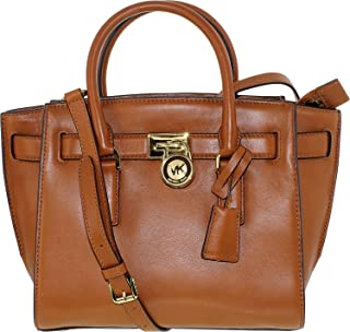 Women's Hamilton Traveller Medium Satchel Leather Top-Handle Tote