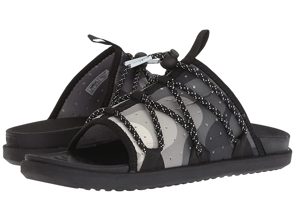 Native Shoes Palmer (Jiffy Black/Jiffy Black/Wave) Sandals