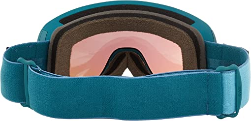 Colorblock Teal - Hd Plus Bronze w/ Green Spectra Mirror + Hd Pl