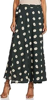 Amazon Brand - Myx Women's Cotton Skirt Bottom