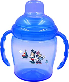 Disney - Baby Spout Cup with handle 12 Months+, 225ml, Mickey Mouse