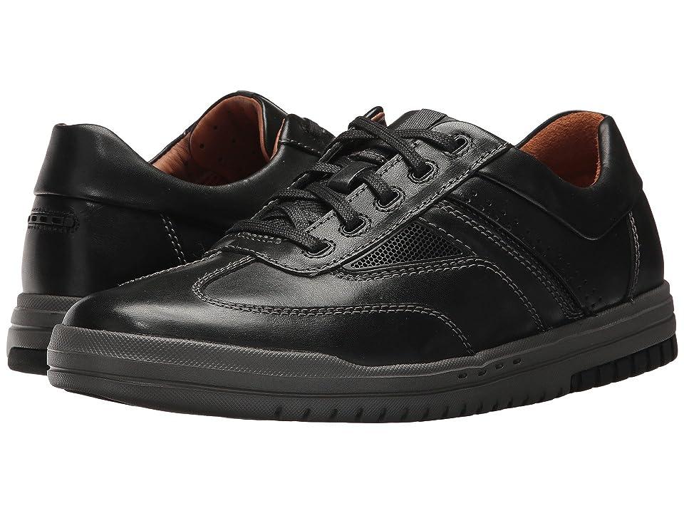 Clarks UnRhombus Fly (Black Leather) Men