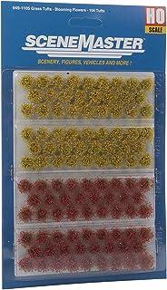 Walthers SceneMaster Blooming Flowers (104-Pack)