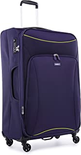 Antler 4263195015 Zeolite 4W Large Roller Case Suitcases (Softside), Purple, 80 cm
