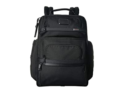 Tumi Alpha 3 Brief Pack(r) (Black 1) Backpack Bags
