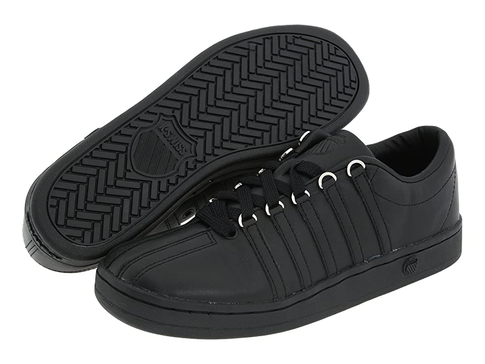 K-Swiss The Classictm (Black/Black) Men