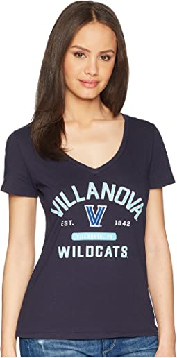 Villanova Wildcats University V-Neck Tee