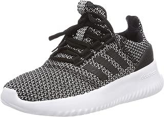 adidas Boys' Cloudfoam Ultimate Shoes, Core Black/Core Black/Silver Metallic