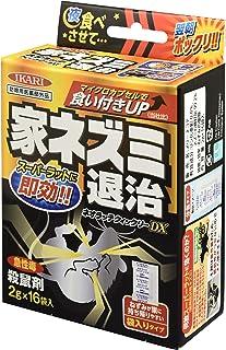 イカリ消毒 家ネズミ退治 ネオラッテクイックリーDX 2g×16袋入