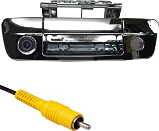 Master Tailgaters Replacement for Dodge Ram 2009-2017 Chrome Tailgate Backup Reverse Handle with Camera