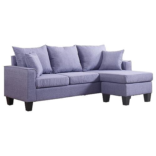 Apartment Size Sectional Sofas Amazon Com