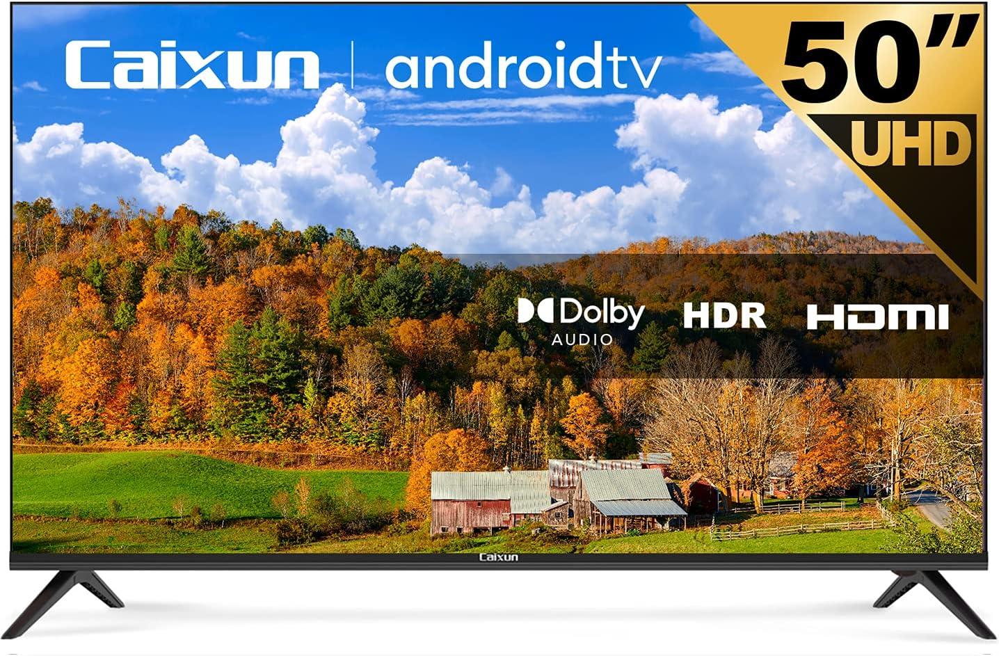 Caixun UHD Smart TV 50-inch