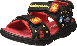 Bubblegummers Disney Boy's Captain America Blue Indian Shoes - 5 Kids UK/India (23 EU)(1599296)