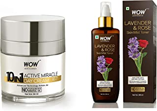 WOW Skin Science Day Cream for Anti-aging Damage Repairing 50 milliliters