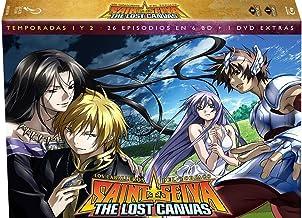 Los Caballeros Del Zodiaco. Saint Seiya The Lost Canvas Temporada 1+2 Blu-Ray [Blu-ray]