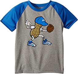 Under Armour Kids - Home Base Short Sleeve (Little Kids/Big Kids)