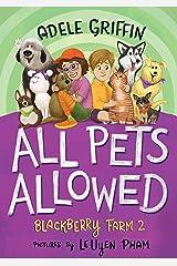 All Pets Allowed: Blackberry Farm 2 Kindle Edition