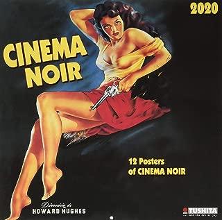 Cinema Noir 2020. Media Illustration