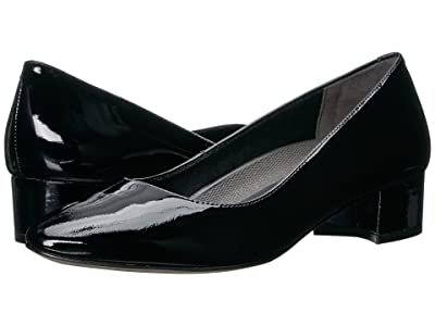 Walking Cradles Heidi (Black Patent) Women