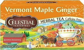 Best celestial seasonings vermont maple ginger tea Reviews