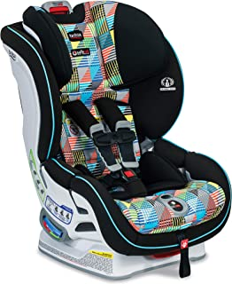 Britax Boulevard ClickTight Convertible Car Seat - 2 Layer Impact Protection - Rear and Forward Facing - 5 to 65 Pounds, Vector