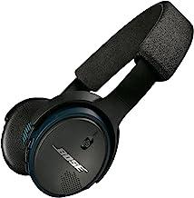 Bose SoundLink Bluetooth - Auriculares de diadema abiertos, color negro