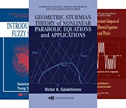 Chapman & Hall/Crc Applied Mathematics and Nonlinear Science (16 Book Series)