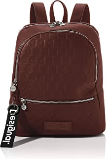 Desigual Accessories PU Backpack Medium, Mochila. para Mujer, Talla única