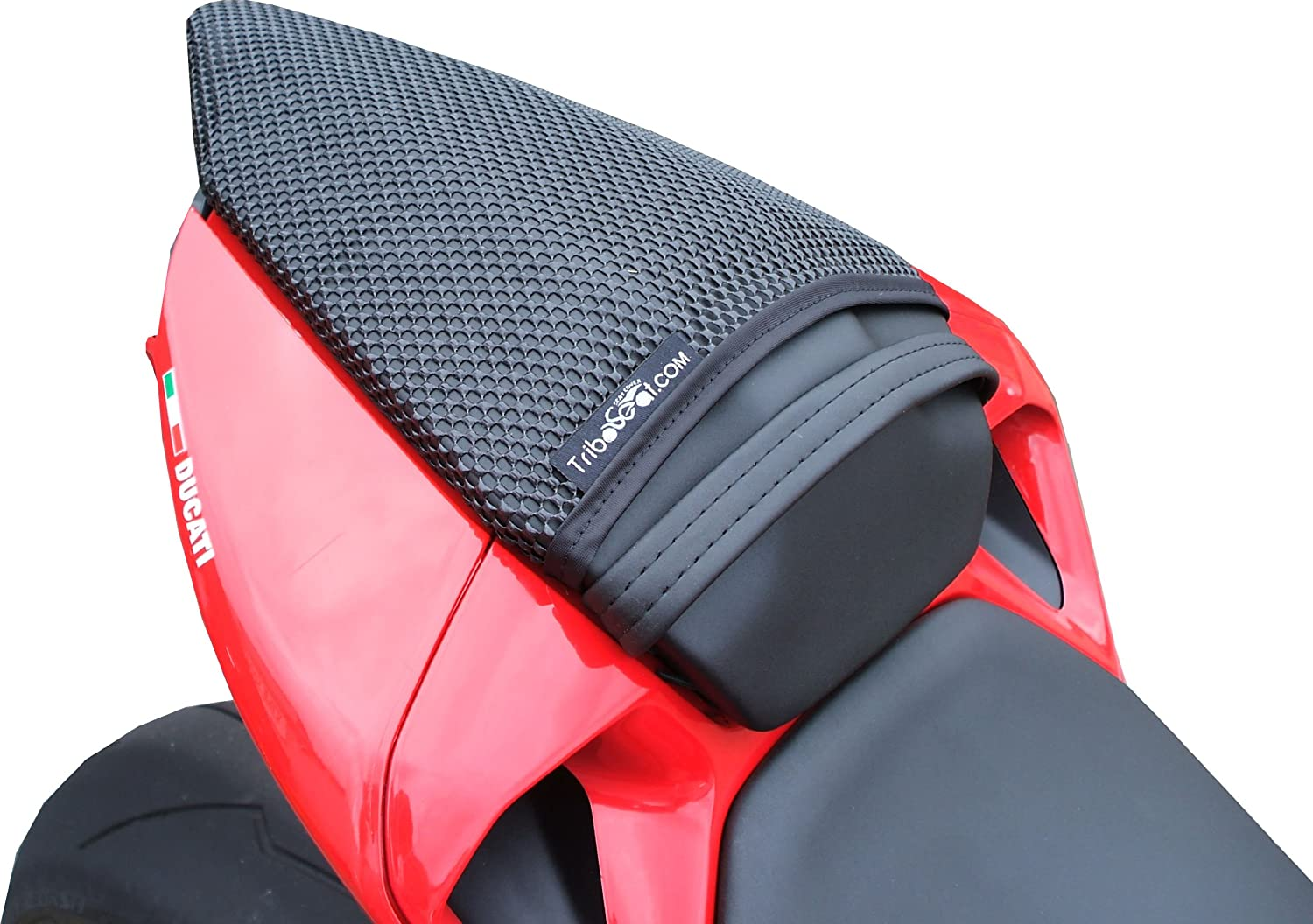 Triboseat Anti Slip Passenger Seat Ducati OFFicial store Compatible 5 ☆ very popular with Cover