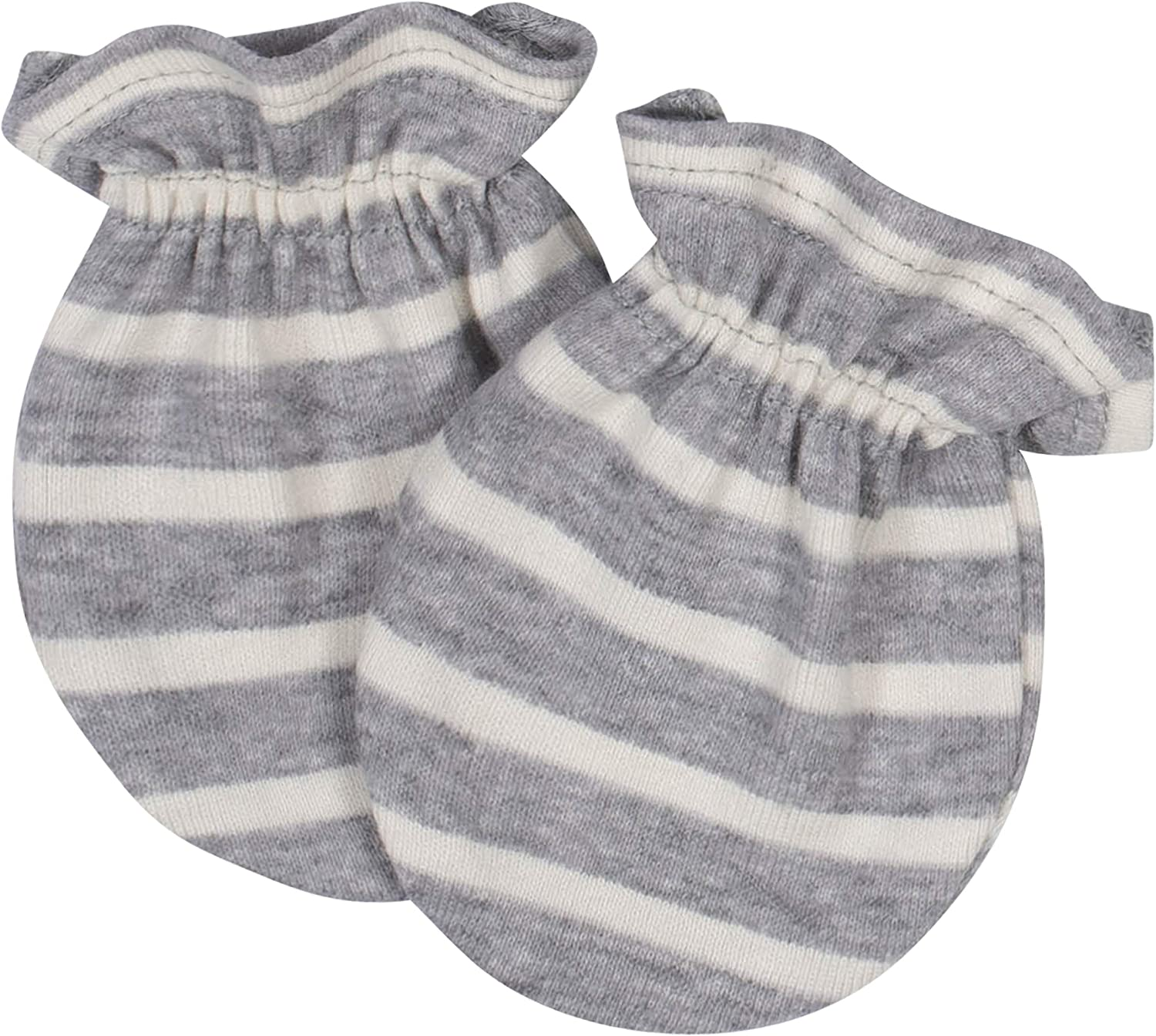 Grow by Gerber Baby Boys Organic 4-Pack Mittens