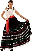 My Other Me Me-203693 Disfraz de mejicana para mujer, S (Viving Costumes 203693)